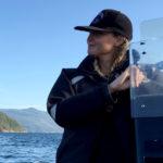 Parksville Whale Watching Captain Tasli